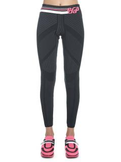 Prada Nylon Tech Black Leggings