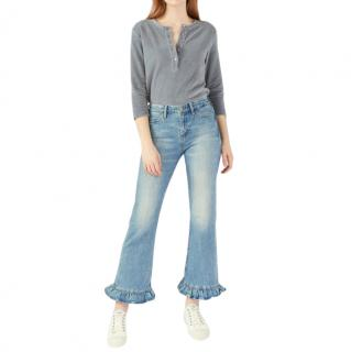 MiH High RIse Lou Jeans
