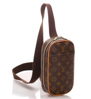 Louis Vuitton Monogram Gange Pochette Bag