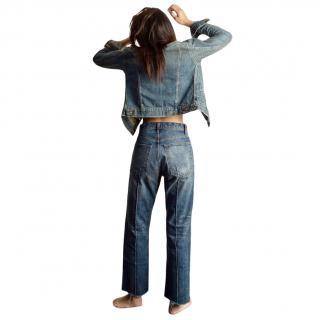 Imogene and Willie Denim Blue wyatt montrose Jeans