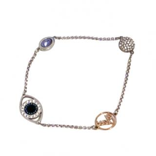 Swarvoski Crystal Beaded Bracelet