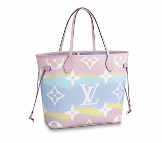 Louis Vuitton Pastel Escale Neverfull MM