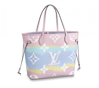 Louis Vuitton Pastel Escale Neverfull MM