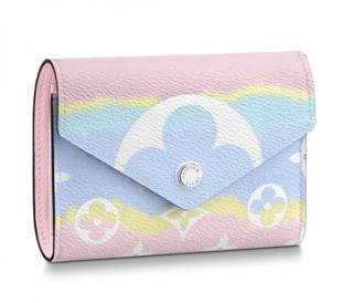 Louis Vuitton Pastel Escale Victorine Wallet