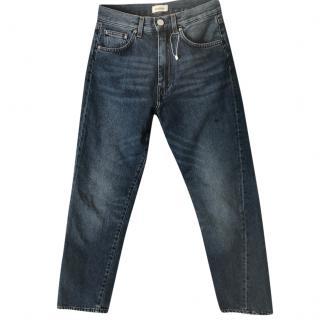 Toteme Classic Indigo Jeans