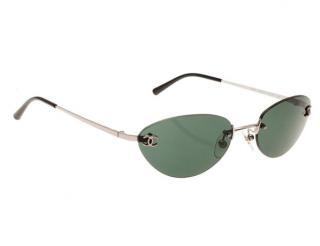 Chanel Vintage Frameless Sunglasses