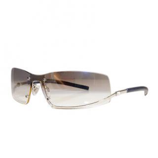 Chanel Frameless Aviator Sunglasses