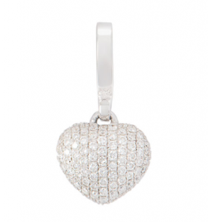 Theo Fennell Diamond Charm set in White Gold