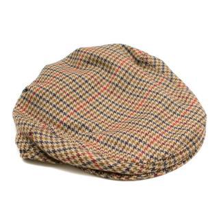 Barbour Wool Tweed Flat Cap
