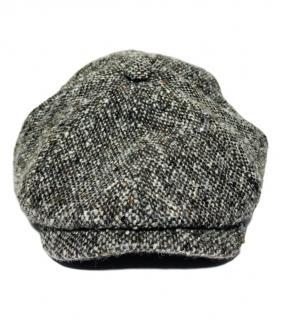 Stetson brown wool felt cap