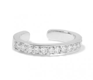 Anita Ko 18-karat White Gold Diamond Ear Cuff