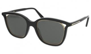 Victoria Beckham VBS124 Cut Away Square Sunglasses