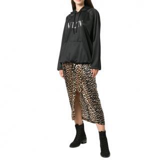 Valentino VLTN oversized hoodie