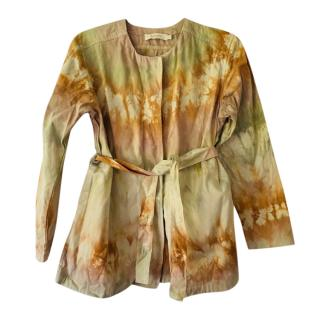 Rabens Saloner arizona print tie dye jacket