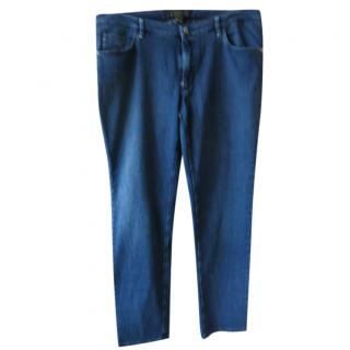 Zilli blue stretch denim New jeans
