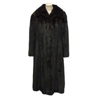 Boecker mink fur coat
