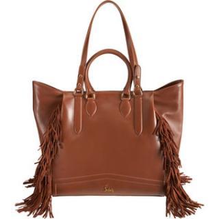 Christian.Louboutin Justine Fringes handbag