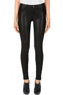 J Brand leather trousers