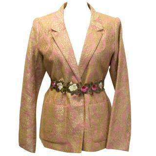Manoush floral print jacket