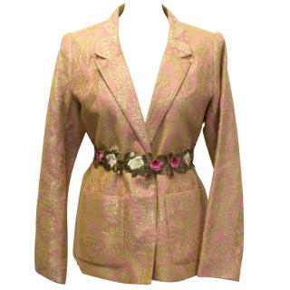 Manoush floral print jacket