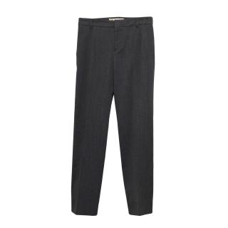Marni dark grey trousers