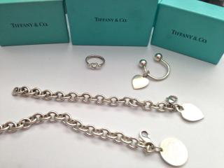 TIFFANY JEWELLERY COLLECTION