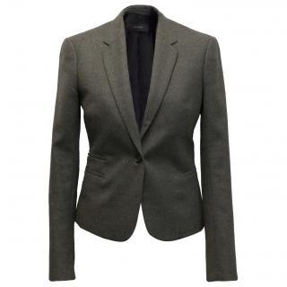 Joseph wool grey blazer