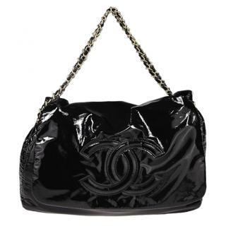 Chanel Vinyl Flap Bag