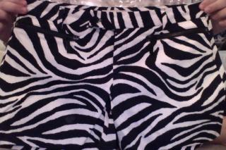Michael Kors Zebra Shorts