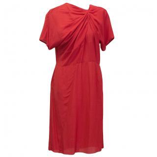 Marni red dress