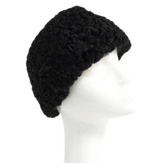 Harrods Astrakan hat