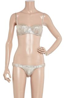 Mimi Holliday by Damaris Silver Bay Bikini Small/Medium UK8/10 36/38 US4/6 �150
