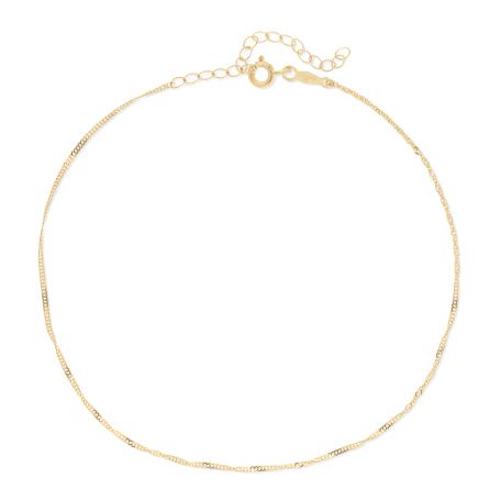 Catbird Yellow Gold Chain Necklace