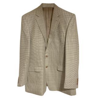 Ralph Lauren silk and wool blend blazer/jacket