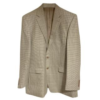 Ralph Lauren silk and wool blend blazer/jacket
