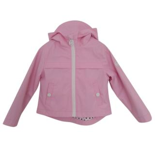 Michael Michael Kors Pink Girl's Raincoat