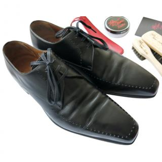 Stefano & Mario Limited Edition Hand Made Leather Oxfords