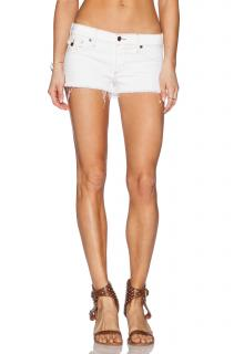 True Religion Joey Cut-Off Shorts