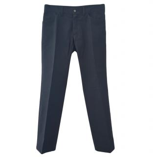 Dolce & Gabbana Grey Tailored Pants