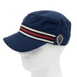 Gucci men�s navy baseball hat
