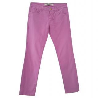 Blumarine pink jeans