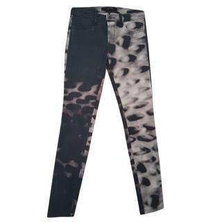 J Brand Superskinny Printed Jeans