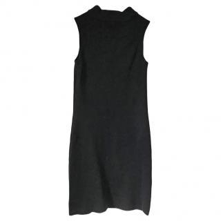 Max Mara Black Jersey Dress