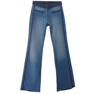 Isabel Marant Blue Straight Jeans