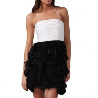 Alice + Olivia  Stacey Poof Skirt Party Dress