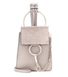 Chloe Mini Faye Bracelet Crossbody Bag