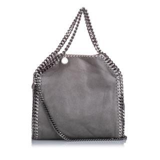 Stella McCartney Mini Falabella Shaggy Deer Shoulder Bag