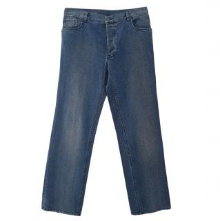 Prada Men's Straight Jeans