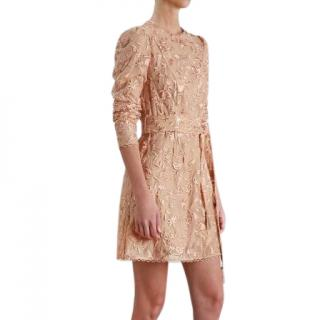Zimmermann Bowerbird A-Line Mini Dress