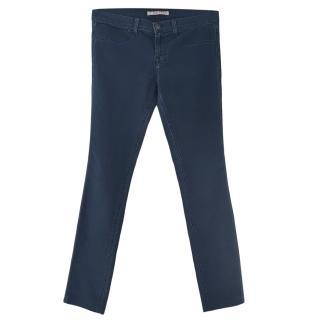 J Brand Women's Blue Slim Jeans